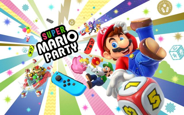 <span>[TEST] Super Mario Party sur Switch !</span>