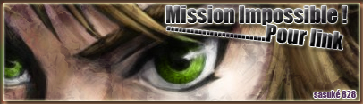 Mission impossible pour Link