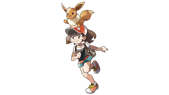 Image Pokémon Let's Go Evoli 10