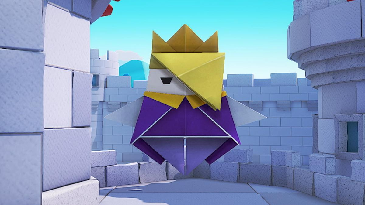 Image Paper Mario : The Origami King 39