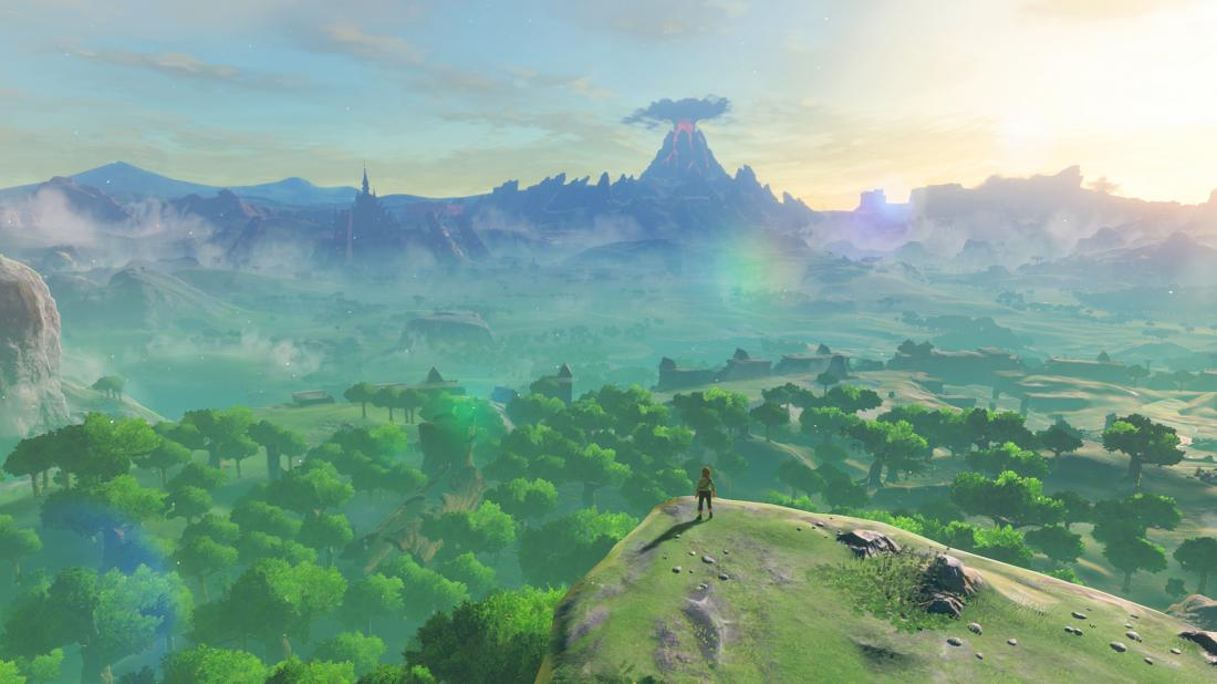 Image The Legend of Zelda : Breath of the Wild 6