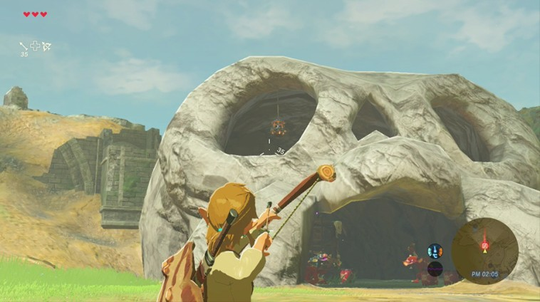 Image The Legend of Zelda : Breath of the Wild 37
