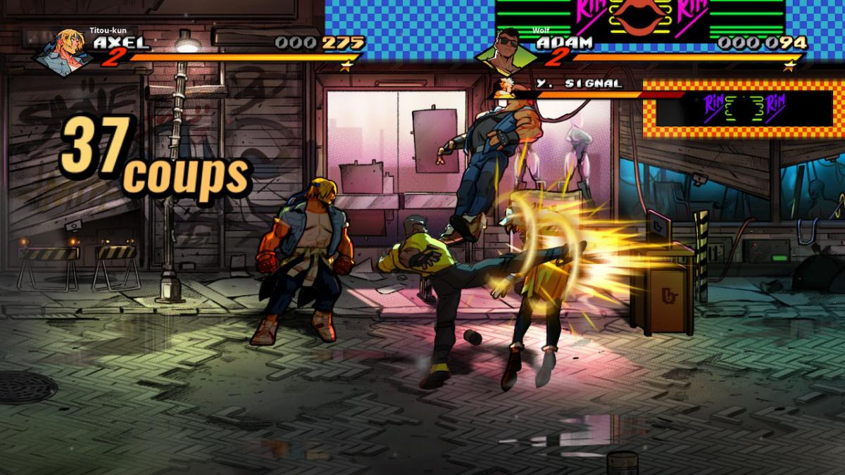 Image Streets of Rage 4 8