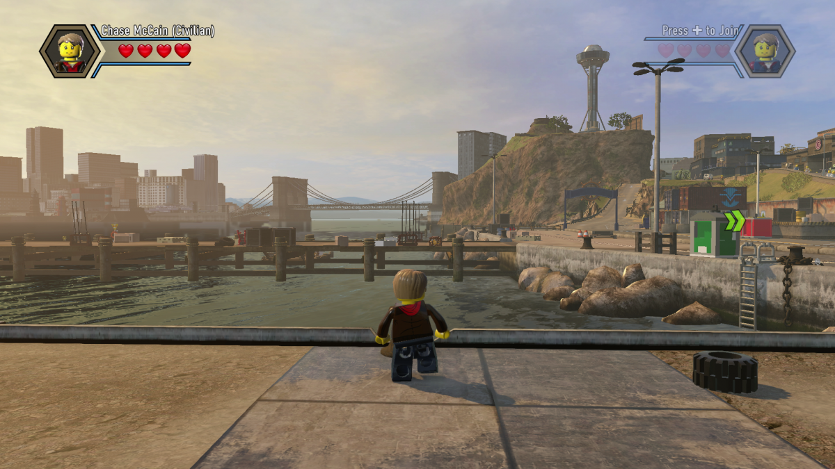 Image LEGO City : Undercover 2