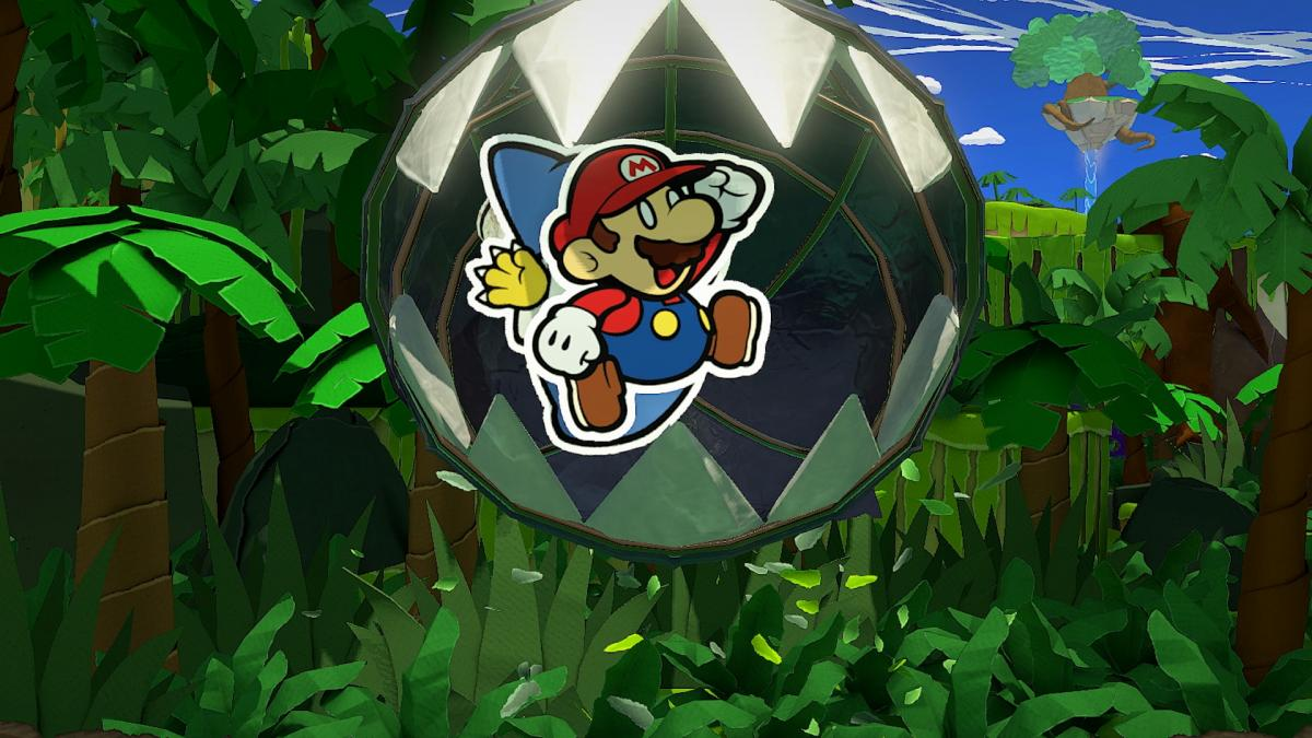 Image Paper Mario : The Origami King 46