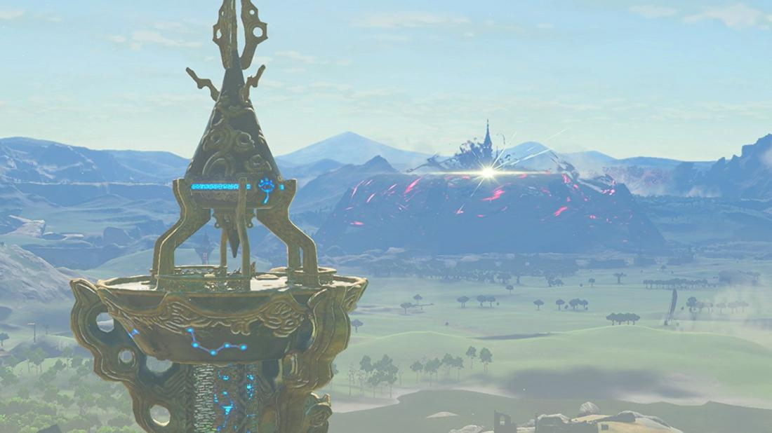 Image The Legend of Zelda : Breath of the Wild 36