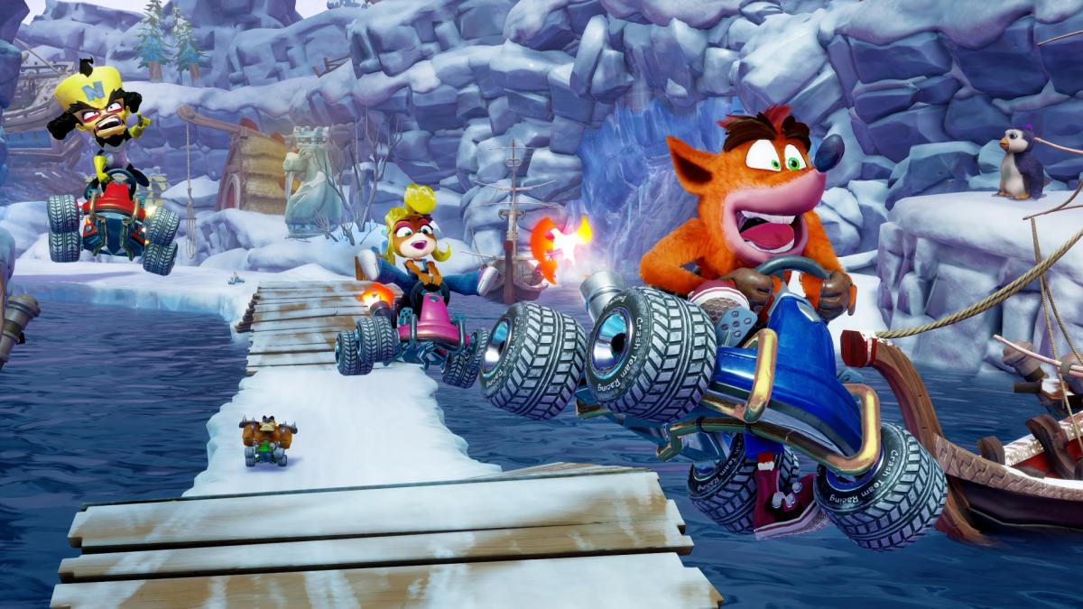 Image Crash Team Racing Nitro-Fueled 1
