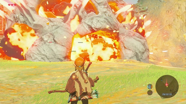Image The Legend of Zelda : Breath of the Wild 38