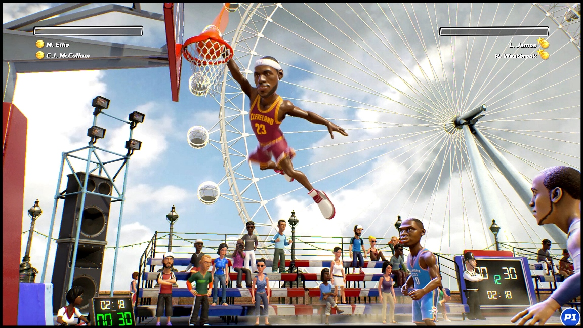 Image NBA Playgrounds 3