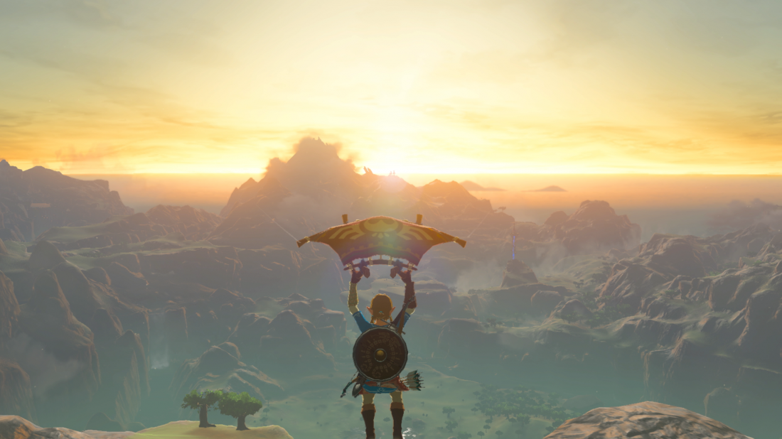 Image The Legend of Zelda : Breath of the Wild 25