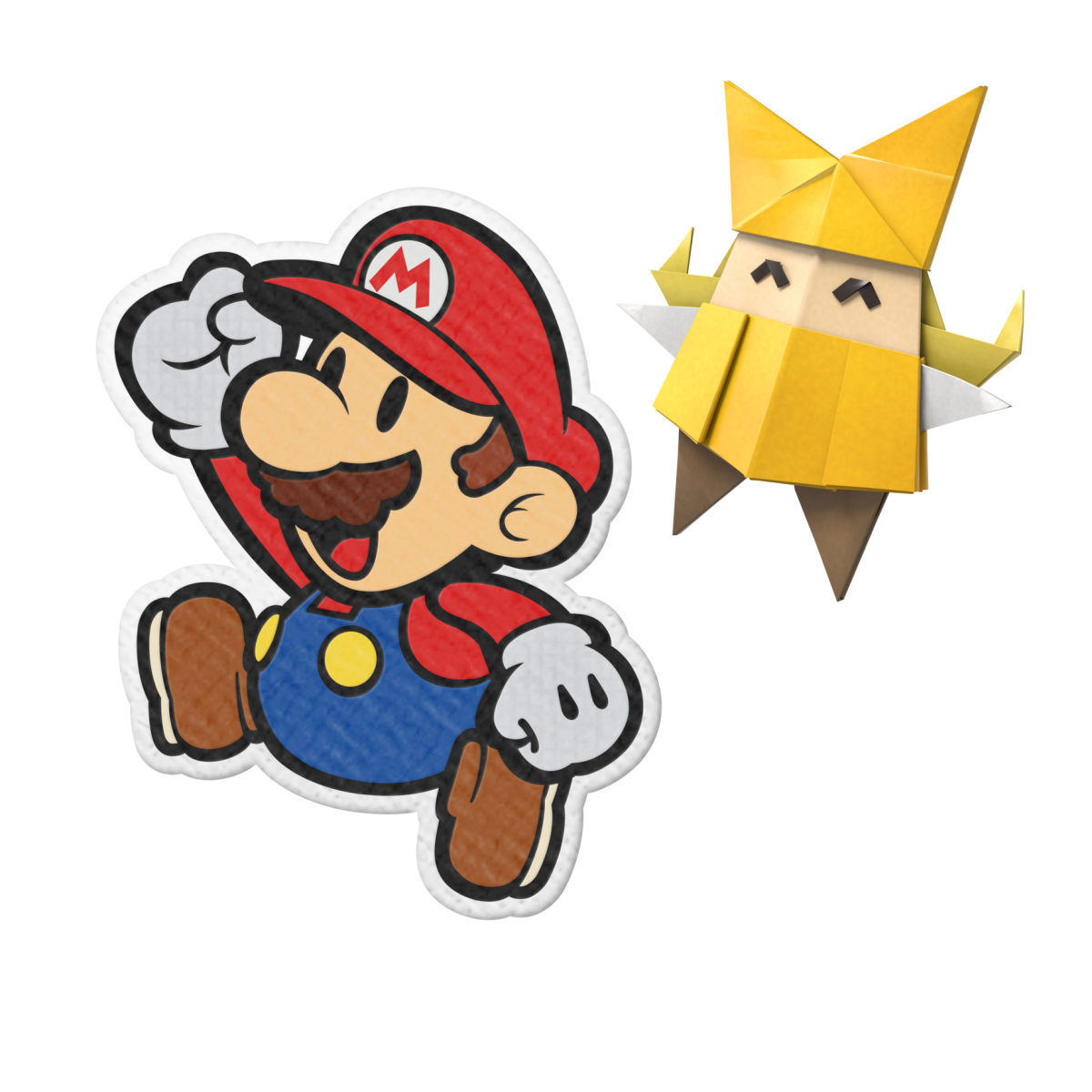 Image Paper Mario : The Origami King 4