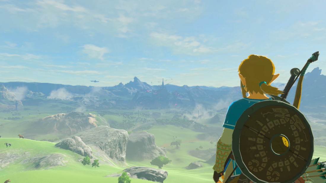 Image The Legend of Zelda : Breath of the Wild 18