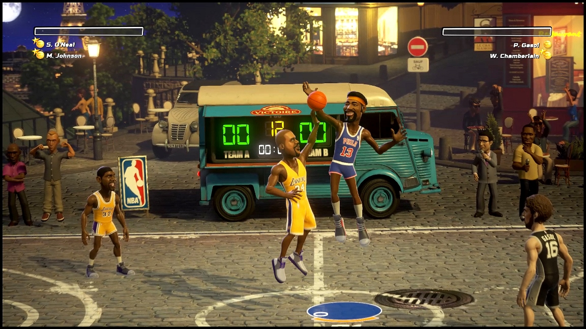 Image NBA Playgrounds 2