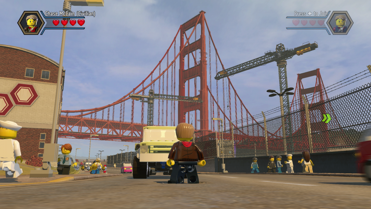 Image LEGO City : Undercover 5
