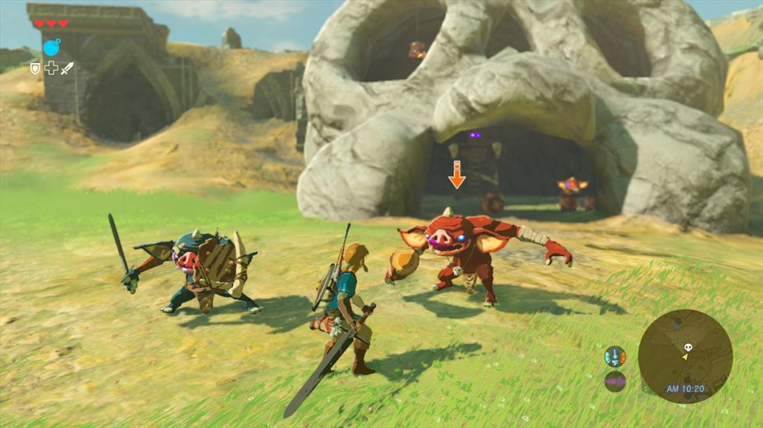 Image The Legend of Zelda : Breath of the Wild 15