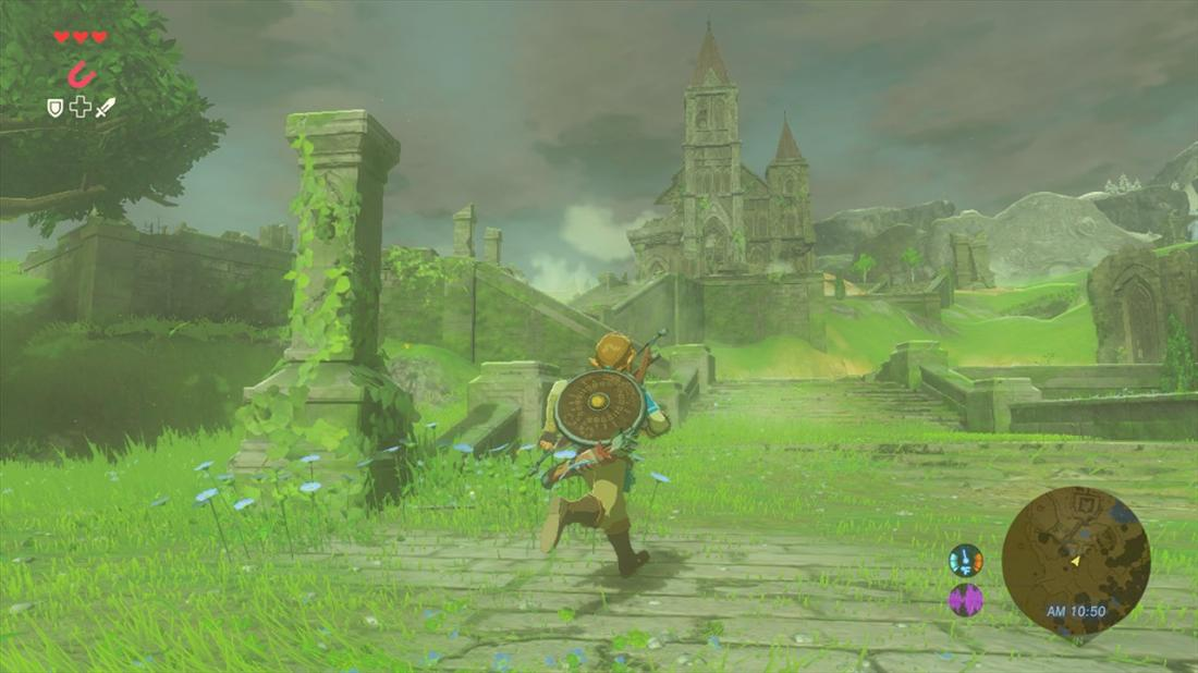 Image The Legend of Zelda : Breath of the Wild 21