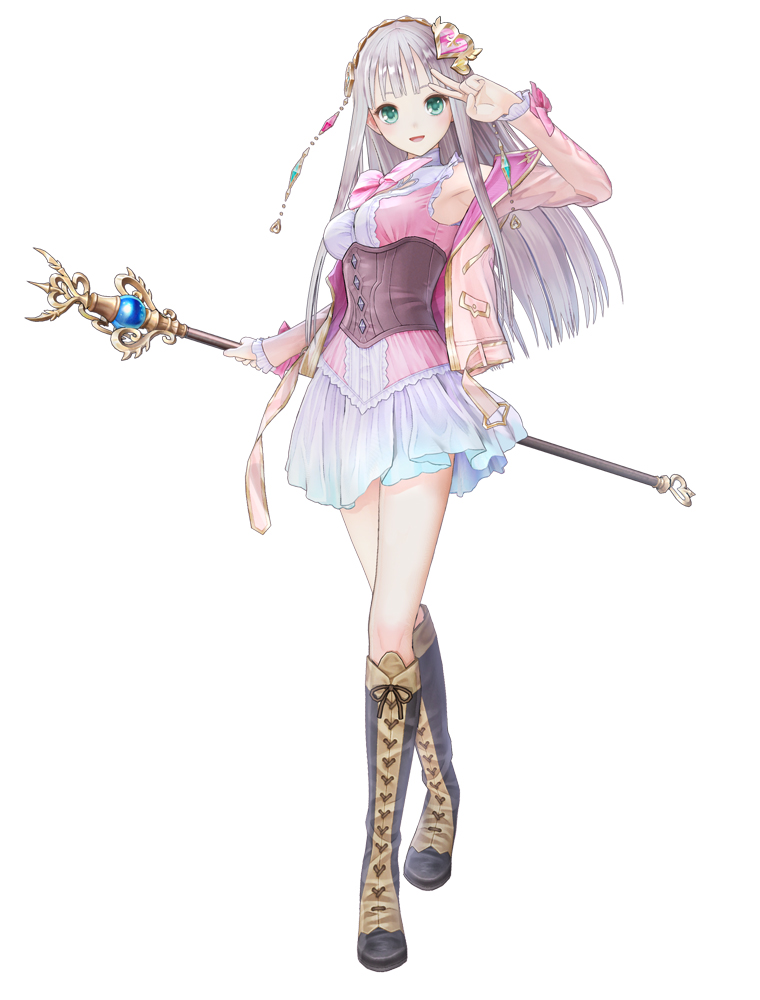 Image Atelier Lulua: The Scion of Arland 39