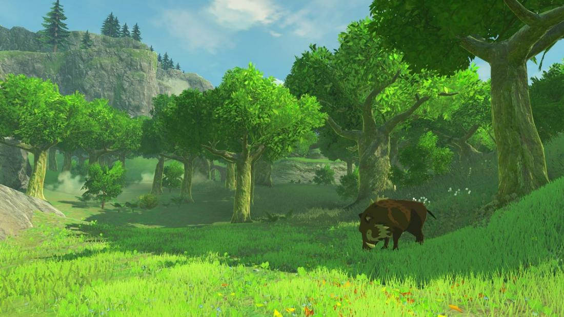 Image The Legend of Zelda : Breath of the Wild 12