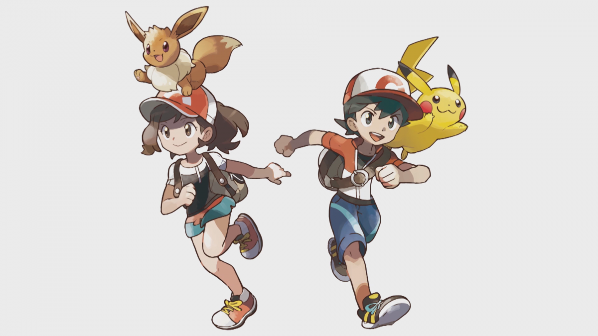 Image Pokémon Let's Go Evoli 14