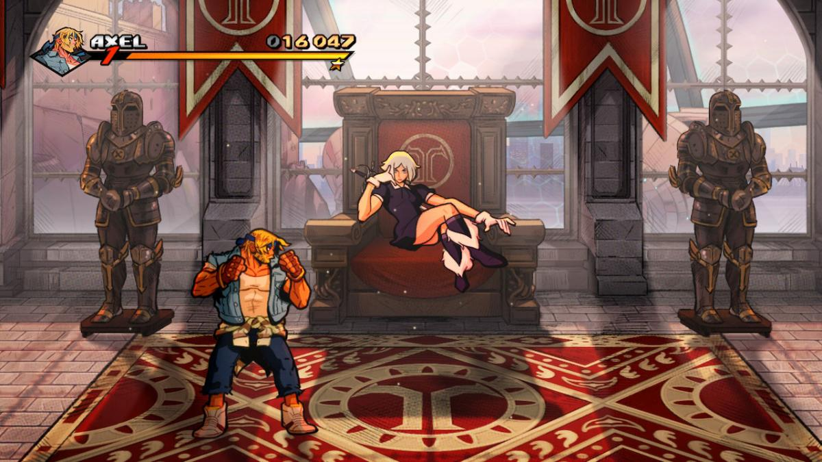 Image Streets of Rage 4 6