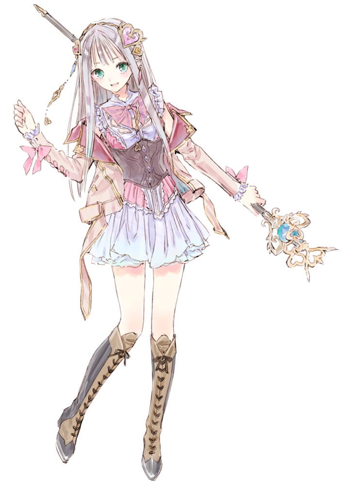 Image Atelier Lulua: The Scion of Arland 41