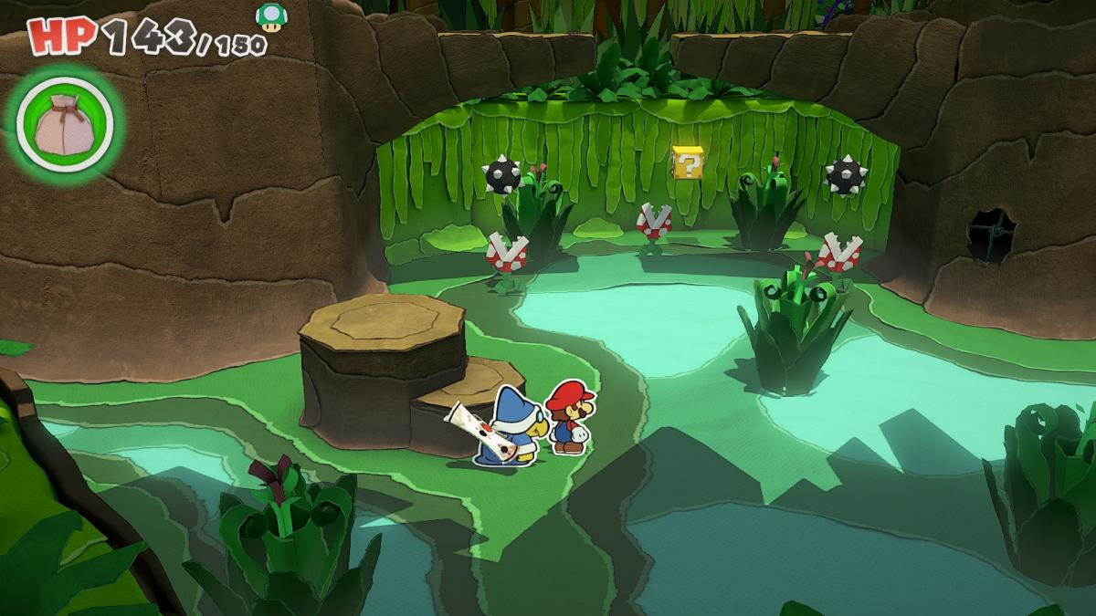 Image Paper Mario : The Origami King 13
