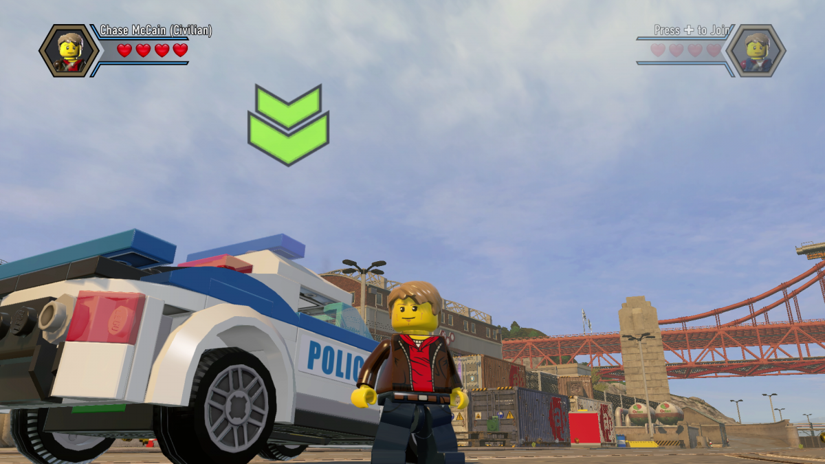 Image LEGO City : Undercover 6
