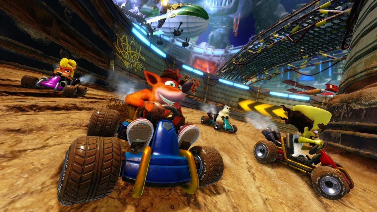 Image Crash Team Racing Nitro-Fueled 2