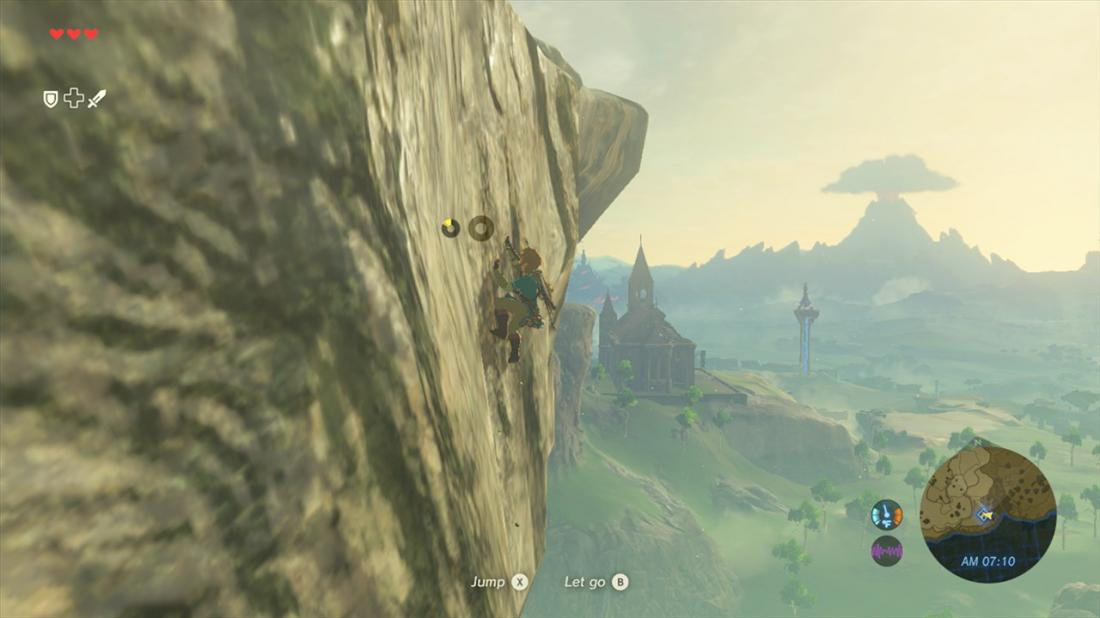 Image The Legend of Zelda : Breath of the Wild 14