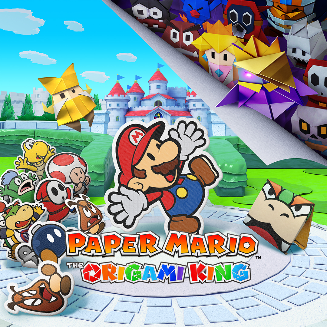 Image Paper Mario : The Origami King 3