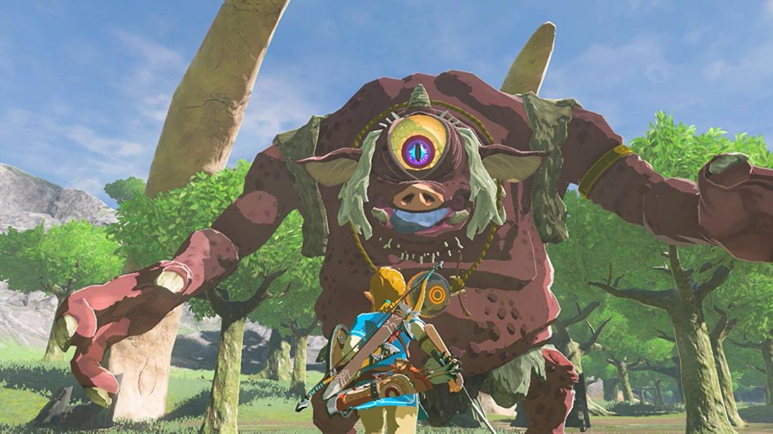 Image The Legend of Zelda : Breath of the Wild 34