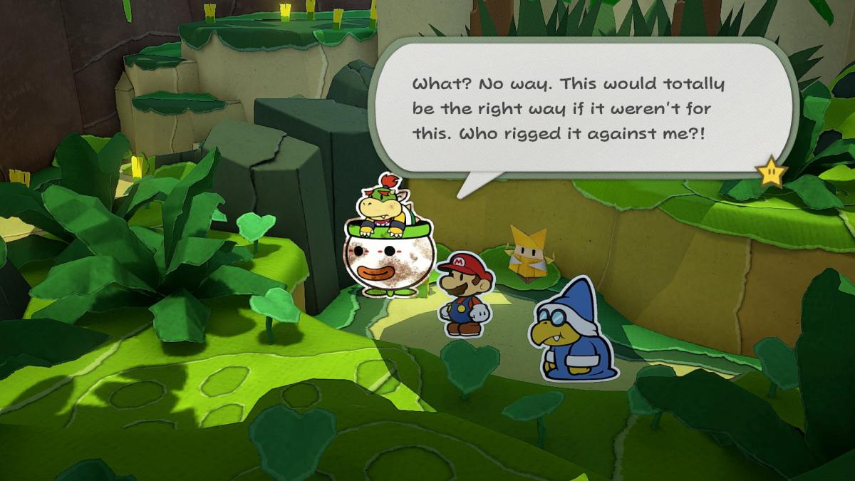 Image Paper Mario : The Origami King 29