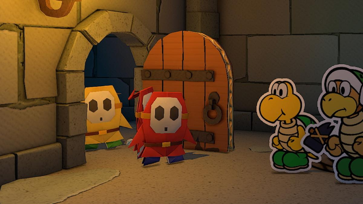 Image Paper Mario : The Origami King 40