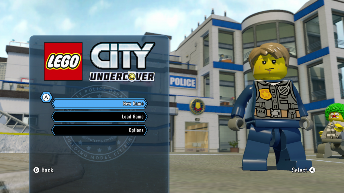 Image LEGO City : Undercover 3