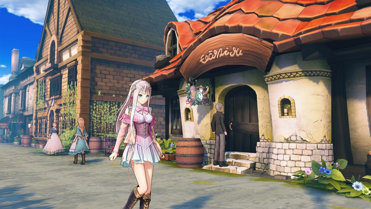 Image Atelier Lulua: The Scion of Arland 15