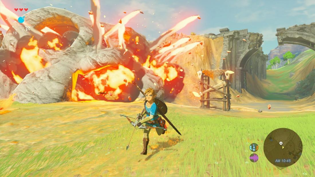Image The Legend of Zelda : Breath of the Wild 20