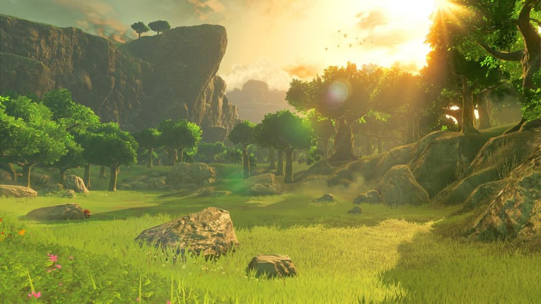 Image The Legend of Zelda : Breath of the Wild 9