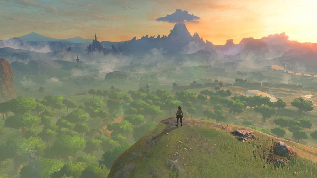 Image The Legend of Zelda : Breath of the Wild 4