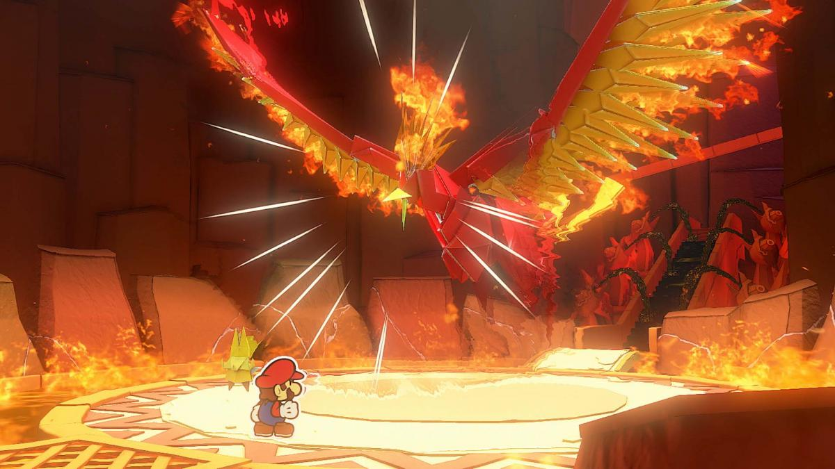 Image Paper Mario : The Origami King 68