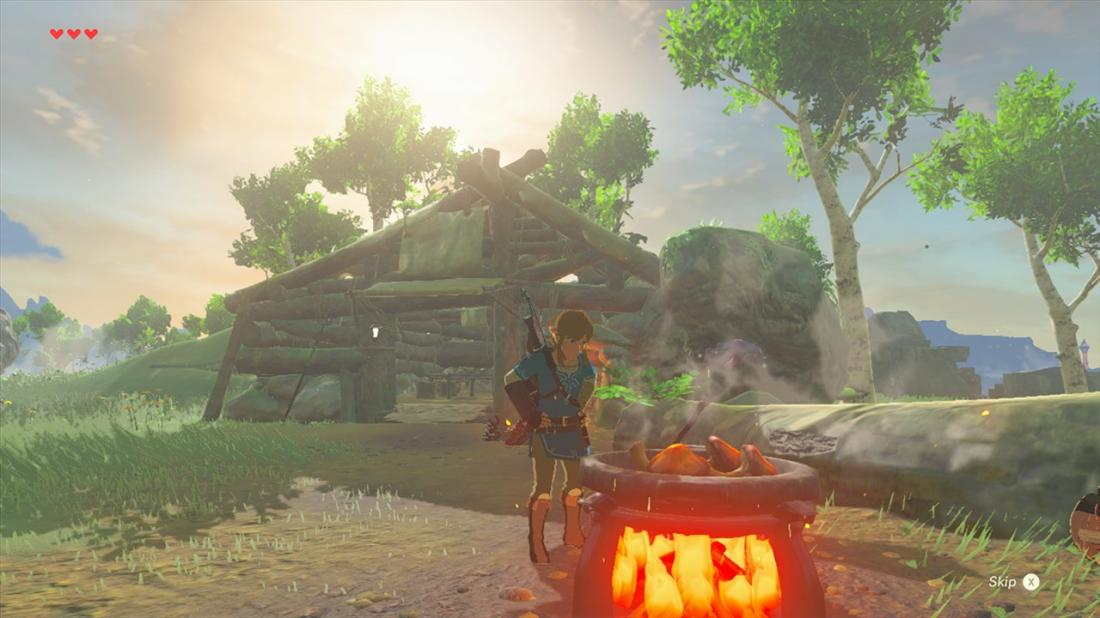 Image The Legend of Zelda : Breath of the Wild 16