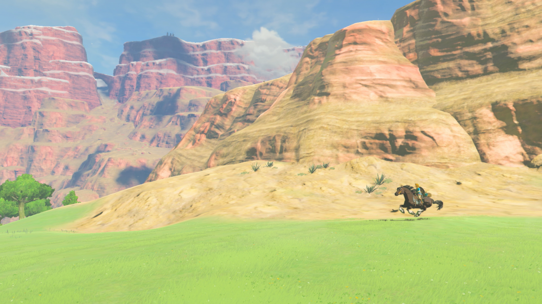 Image The Legend of Zelda : Breath of the Wild 19
