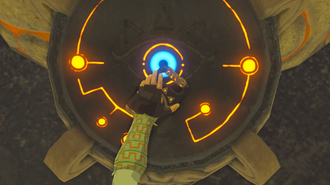 Image The Legend of Zelda : Breath of the Wild 24