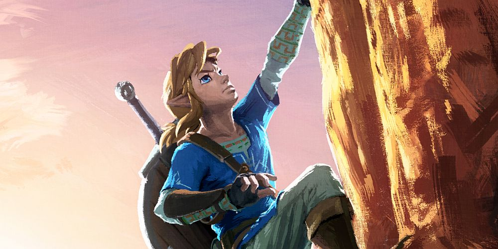 Image The Legend of Zelda : Breath of the Wild 40