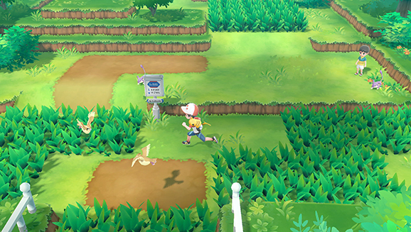 Image Pokémon Let's Go Evoli 6
