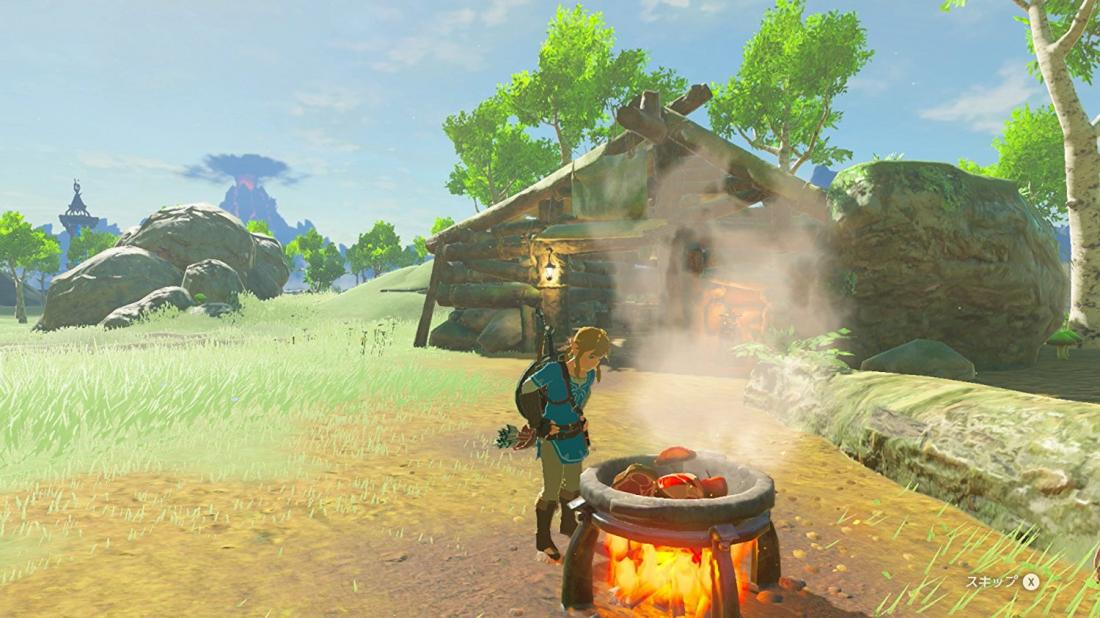 Image The Legend of Zelda : Breath of the Wild 35
