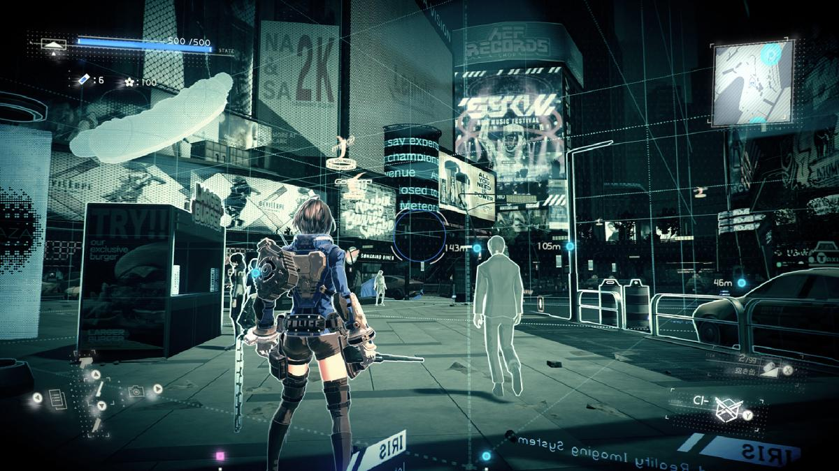 Image ASTRAL CHAIN 10