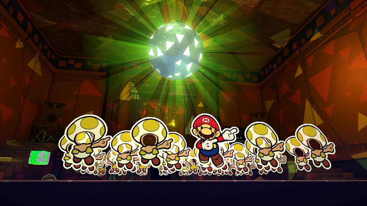Image Paper Mario : The Origami King 11