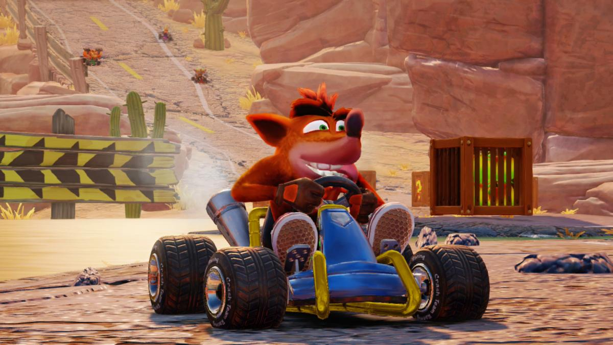 Image Crash Team Racing Nitro-Fueled 7