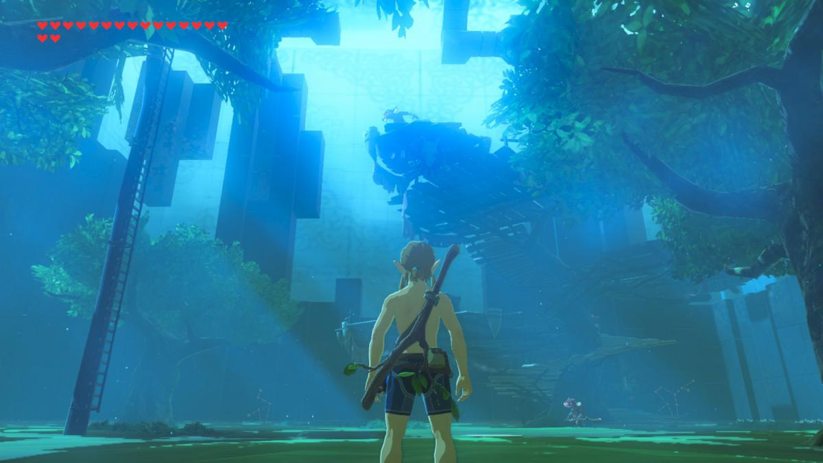 Image The Legend of Zelda : Breath of the Wild 41