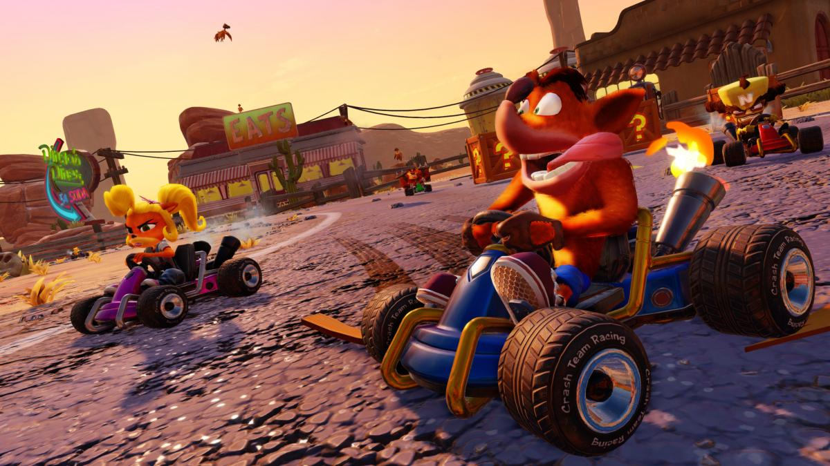 Image Crash Team Racing Nitro-Fueled 3